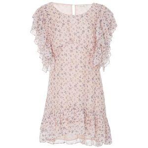 Love Shack Fancy Floral Dress Size M
